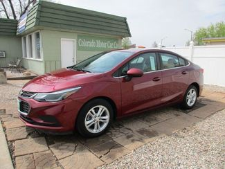 2016 Chevrolet Cruze LT in Fort Collins, CO 80524