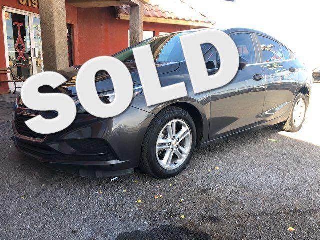 2016 Chevrolet Cruze LT CAR PROS AUTO CENTER (702) 405-9905 Las Vegas, Nevada