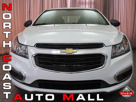 2016 Chevrolet Cruze Limited LS in Akron, OH