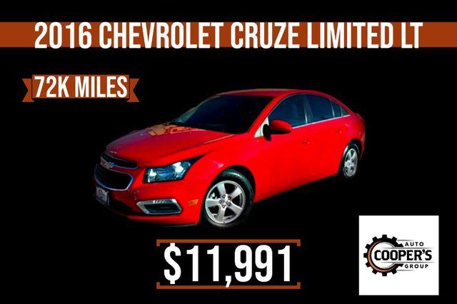 2016 Chevrolet Cruze Limited LT in Albuquerque, NM 87106