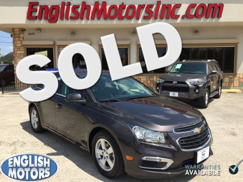 2016 Chevrolet Cruze Limited LT in Brownsville, TX