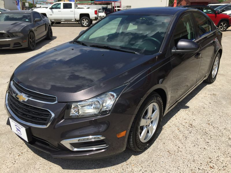2016 Chevrolet Cruze Limited LT  Brownsville TX  English Motors  in Brownsville, TX