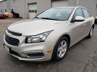 2016 Chevrolet Cruze Limited LT | Champaign, Illinois | The Auto Mall of Champaign in Champaign Illinois