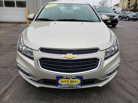 2016 Chevrolet Cruze Limited LT | Champaign, Illinois | The Auto Mall of Champaign in Champaign, Illinois