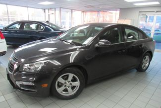 2016 Chevrolet Cruze Limited LT Chicago, Illinois 3