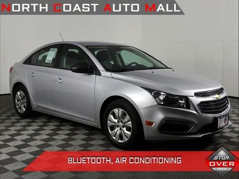 2016 Chevrolet Cruze Limited LS in Cleveland, Ohio