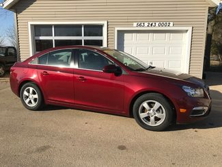 2016 Chevrolet Cruze Limited LT in Clinton IA, 52732