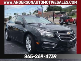 2016 Chevrolet Cruze Limited LTZ in Clinton, TN 37716