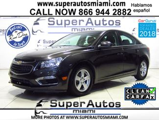 2016 Chevrolet Cruze Limited LT in Doral FL, 33166