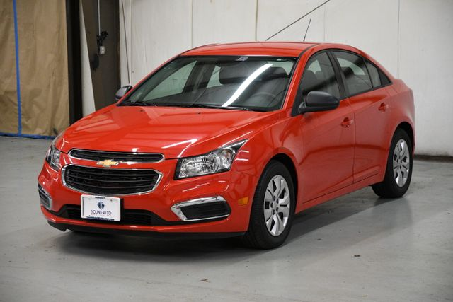 2016 Chevrolet Cruze Limited LS