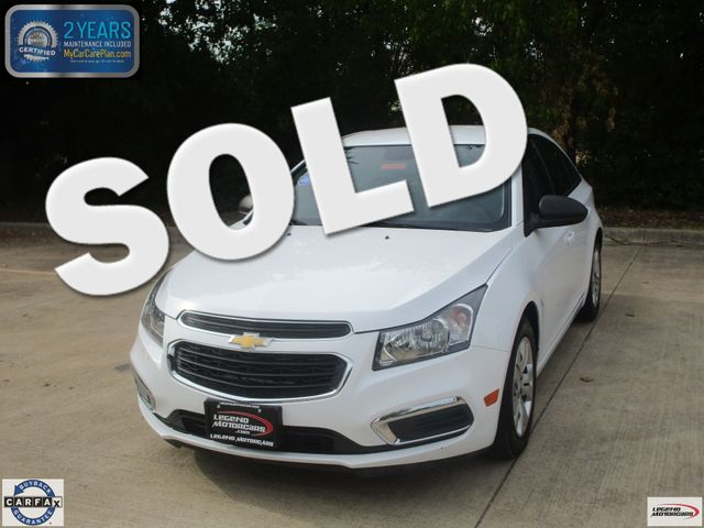 2016 Chevrolet Cruze Limited LS in Garland