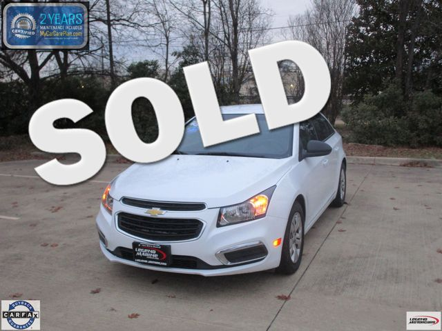 2016 Chevrolet Cruze Limited L in Garland