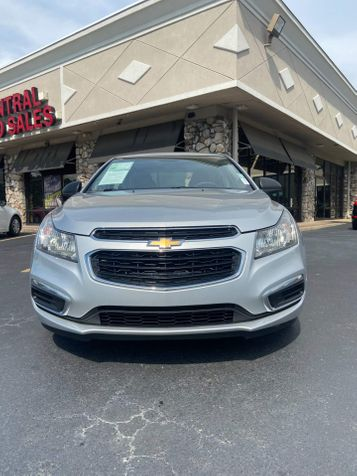 2016 Chevrolet Cruze Limited LS   Hot Springs, AR   Central Auto Sales in Hot Springs, AR