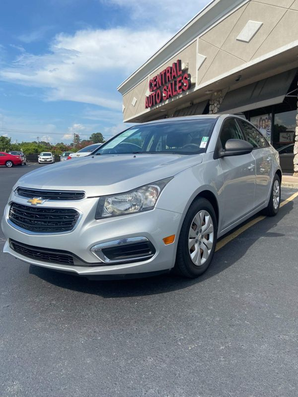 2016 Chevrolet Cruze Limited LS   Hot Springs, AR   Central Auto Sales in Hot Springs AR