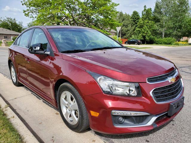 2016 Chevrolet Cruze Limited LT in Kaysville, UT 84037
