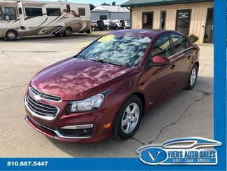 2016 Chevrolet Cruze Limited LT in Lapeer, MI 48446