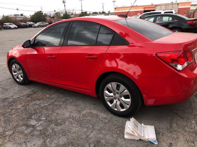 2016 Chevrolet Cruze Limited LS CAR PROS AUTO CENTER (702) 405-9905 Las Vegas, Nevada 2