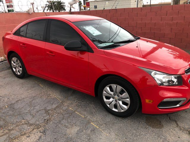 2016 Chevrolet Cruze Limited LS CAR PROS AUTO CENTER (702) 405-9905 Las Vegas, Nevada 5