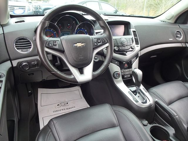 2016 Chevrolet Cruze Limited LTZ Madison, NC 36