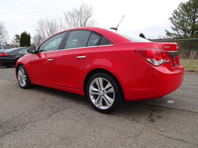 2016 Chevrolet Cruze Limited LTZ Madison, NC 4