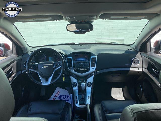 2016 Chevrolet Cruze Limited LT Madison, NC 19