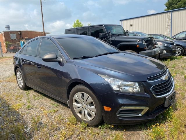 2016 Chevrolet Cruze Limited LS Madison, NC 1
