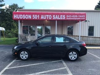 2016 Chevrolet Cruze Limited LS | Myrtle Beach, South Carolina | Hudson Auto Sales in Myrtle Beach South Carolina