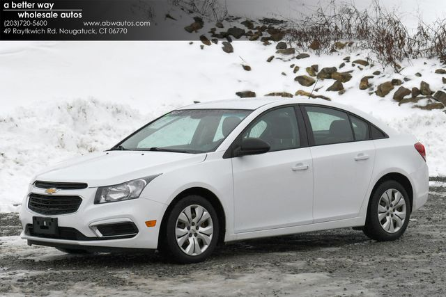 2016 Chevrolet Cruze Limited LS Naugatuck, Connecticut