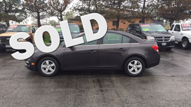 2016 Chevrolet Cruze Limited LT Ontario, OH