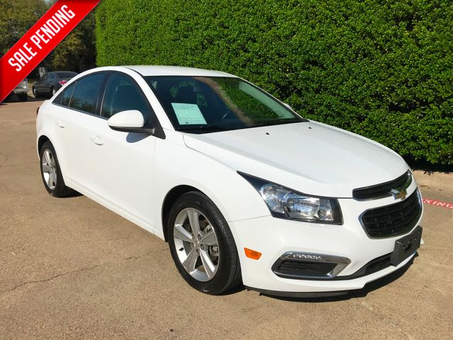 2016 Chevrolet Cruze Limited 2lt W Leather Bluetooth Back Up