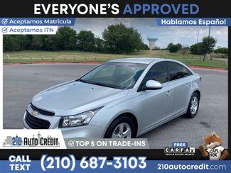 2016 Chevrolet Cruze Limited LT in San Antonio, TX 78237