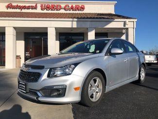 2016 Chevrolet Cruze Limited in San Luis Obispo CA