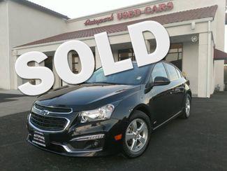 2016 Chevrolet Cruze Limited LT | San Luis Obispo, CA | Auto Park Sales & Service in San Luis Obispo CA