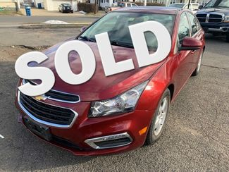 2016 Chevrolet Cruze Limited LT  city MA  Baron Auto Sales  in West Springfield, MA