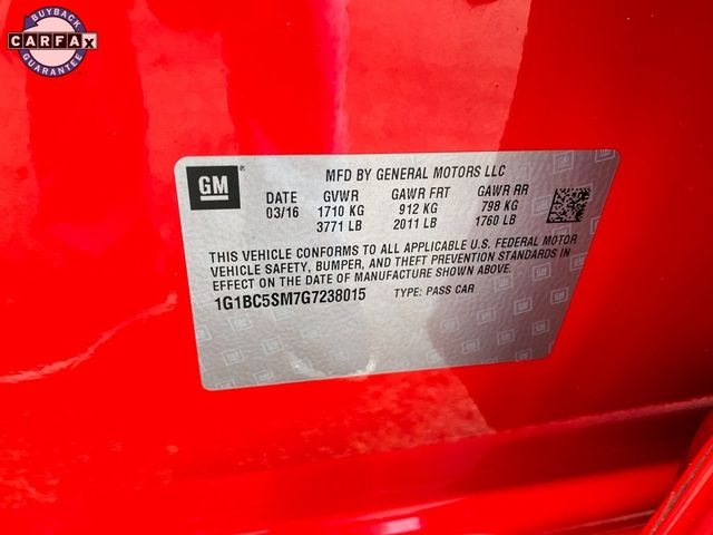 2016 Chevrolet Cruze LS Madison, NC 33