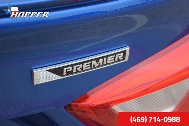 2016 Chevrolet Cruze Premier in McKinney, Texas 75070