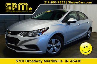 2016 Chevrolet Cruze LS in Merrillville, IN 46410