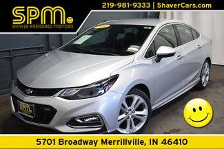 2016 Chevrolet Cruze Premier in Merrillville, IN 46410