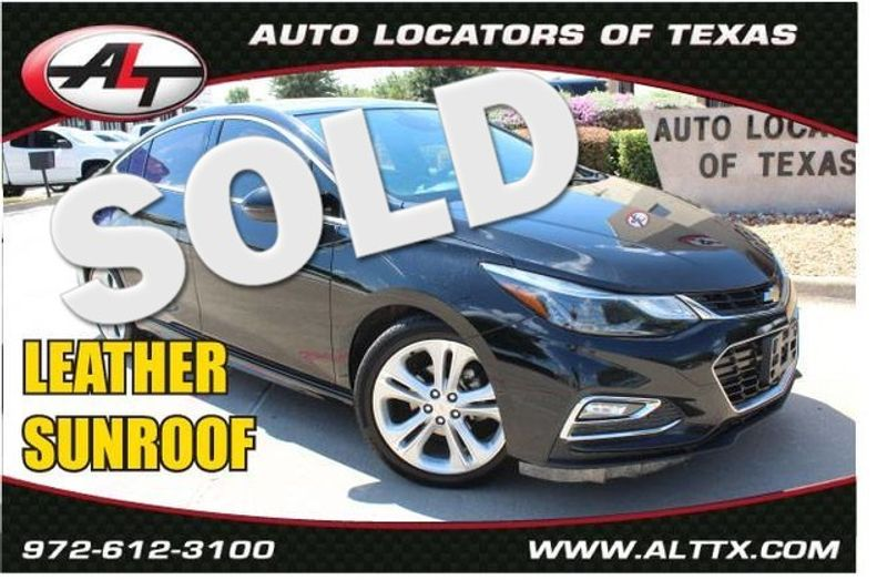 2016 Chevrolet Cruze Premier | Plano, TX | Consign My Vehicle in Plano TX