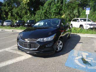 2016 Chevrolet Cruze LS SEFFNER, Florida