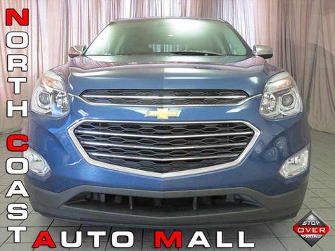 2016 Chevrolet Equinox LTZ in Akron, OH