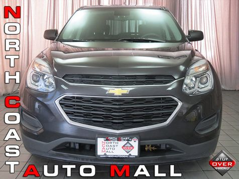 2016 Chevrolet Equinox LS in Akron, OH