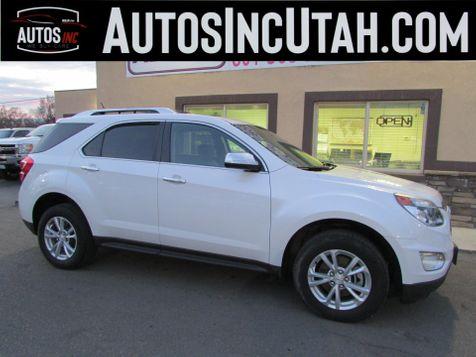 2016 Chevrolet Equinox LTZ in , Utah