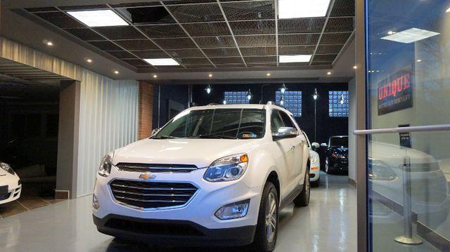 2016 Chevrolet Equinox LTZ Bridgeville, Pennsylvania 1