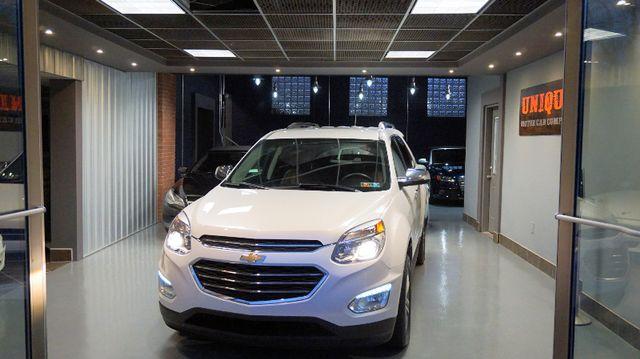2016 Chevrolet Equinox LTZ Bridgeville, Pennsylvania 2