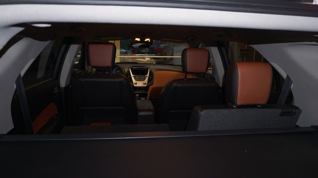 2016 Chevrolet Equinox LTZ Bridgeville, Pennsylvania 11