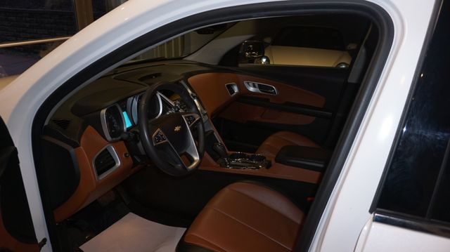 2016 Chevrolet Equinox LTZ Bridgeville, Pennsylvania 18