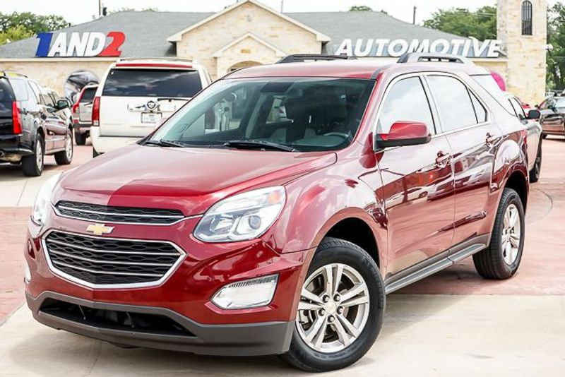 2016 Chevrolet Equinox LT in Dallas TX
