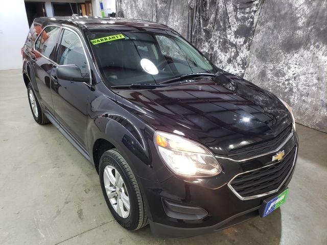 2016 Chevrolet Equinox LS in Dickinson, ND 58601