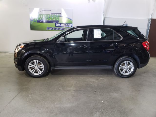 2016 Chevrolet Equinox LS All Wheel Drive in Dickinson, ND 58601